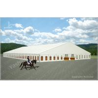 Wholesale Outdoor Aluminum Frame Sport Event Tents Canopy For Horse-Riding Club from china suppliers