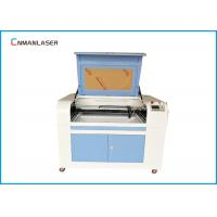 Wholesale Wedding Card Leather CO2 Laser Engraving Cutting Machine Portable Laser Engraver 60w 80W from china suppliers