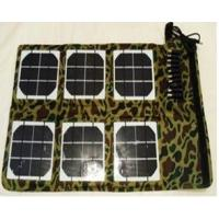 Wholesale 18w solar laptop bag foldable solar computer charger from china suppliers