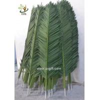 Wholesale UVG PTR041 2 meters wholesale artificial palm leaves for park decoration from china suppliers