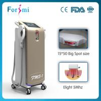 Wholesale wonderful treatment experience shr Laser Hair Removal Machine from china suppliers