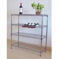 Wholesale Wire Wine Rack (HK-SS-WR01) from china suppliers