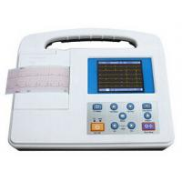 Wholesale Large LCD Screen 12 Lead Ecg Machine , Rs232 and USB Interface from china suppliers