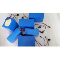 Wholesale 48V LiFePO4 battery pack 10Ah,15Ah,20Ah from china suppliers