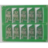 Wholesale FR4 , Ceramic enig double layer pcb fabrication 0.5 - 3.2mm Board Thickness SGS , RoHs from china suppliers