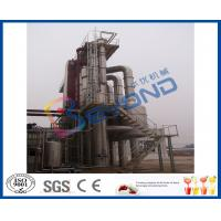Wholesale Forced Circulation Multiple Effect Evaporator With SUS304 / SUS316 Stainless Steel Material from china suppliers