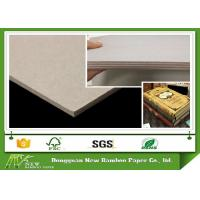 Wholesale 3.5mm Laminated Grey Book Binding Board 25'' X 30'' Customize Sheets Grade AA from china suppliers