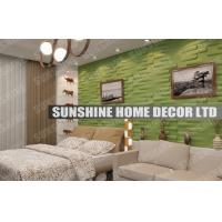 Wholesale Eco - Friendly 3D Wall Art Tiles For Commercial And Architectural from china suppliers