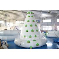 Wholesale Kids Inflatable Water Sport , Large Inflatable Water Climbing Wall from china suppliers