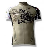 Wholesale 7 Eleven Unique soccer uniform Custom Printed Cycling Jerseys T-shirts for Men / Women from china suppliers