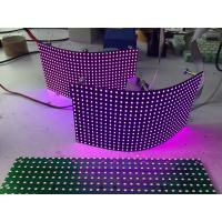 Wholesale P8mm Flexible Led Screen Smd Module / Video Creative Background Foldable Led Display from china suppliers