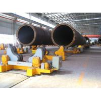 Wholesale 3T - 500T Tank Turning Rolls , Self-aligned Welding Rotator High Speed from china suppliers