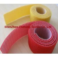 Wholesale Customized two sided self-gripping hook loop binding straps from china suppliers