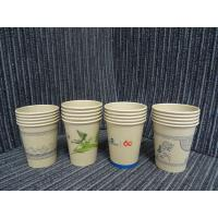 Wholesale Colorful Disposable Paper Cups 3oz - 16oz Biodegradable For Coffee from china suppliers