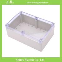 Wholesale 230*150*87mm ip65 Waterproof Clear Top Electronic Enclosures from china suppliers