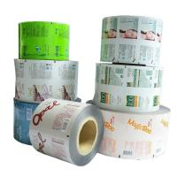Wholesale Food Film,Sachet Packaging Film,Food Packaging Plastic Roll Film from china suppliers