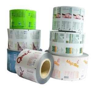 Wholesale Laminated plastic film ,plastic packaging film, food packaging plastic roll film from china suppliers