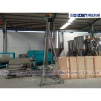Wholesale Automatic PVC Plastic Pellet Flexible Screw Conveyor For Extruder Machine from china suppliers