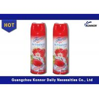 Wholesale 300ml Household Canned Air Freshener Sprays With Tinplate Material from china suppliers