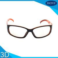 Wholesale Reald  PC Plastic Circular Polarized 3D Glasses For 3D Movies from china suppliers