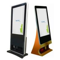 Wholesale Metro / Kiosk / Lobby LCD AD Player Display Screen 26 - 84 Inch for Advertising from china suppliers