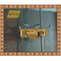 2.2Kw Electronic Spray Render Machine Stainless Steel Pipes 75 m²/h For Block / Brick Wall