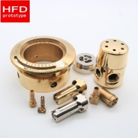 Buy cheap Copper Bronze 5 Axis CNC Machining from wholesalers
