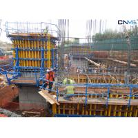 Wholesale Practical Automatic Climbing Formwork , Self Climbing Platform J240-1 from china suppliers
