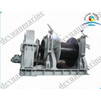 Wholesale Marine Manual Anchor Windlass  , 20KN - 1000KN Hydraulic Anchor Windlass from china suppliers