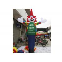 Wholesale Durable Oxford Cloth Inflatable Air Dancer , Colored Dancing Man For Advertising from china suppliers