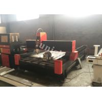Wholesale Heavy Duty Stone CNC Router 1325 With Rotary Axis & Dust Collector from china suppliers