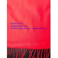 Quality Cashmere Twill Plain Scarf for sale