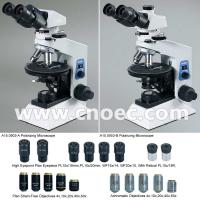 Wholesale Infinity Binocular / Trinocular 40x - 400x Polarized Light Microscope with Koehler A15.0903 from china suppliers