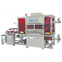 Wholesale Large Semi Automatic Paper Roll Flat Bed Die Cutting Machine For Hydraulic Press from china suppliers
