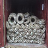 Buy cheap Galvanized wire and galvanized iron wire/electric galvanized wire from wholesalers