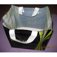 Wholesale Hard Loop Handle Bags With Gravure Printing , Plastic Toy Bags from china suppliers