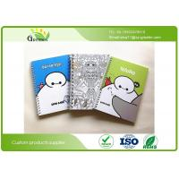 Wholesale SGS A5 Glue / Spiral Bound Notebook With 90 Sheets Inside Recycled  Paper from china suppliers