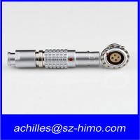 Wholesale push pull quick release 2pin 3pin 4pin 5pin 6 pin MicroDot to lemo sealed connector from china suppliers
