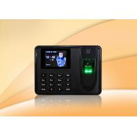 Wholesale Customize Fingerprint Time Attendance System Support Report Ssr from china suppliers