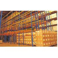 Wholesale Customized 2-12 Levels, Warehouse Store Double Deep Racking, Pallet Racking System from china suppliers