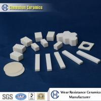 Buy cheap Chemshun Ceramic Wear Resistant Alumina Lining Pieces as Lagging Ceramics from wholesalers