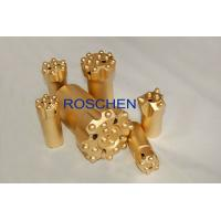Wholesale R32 Ballistic Button Drill Bit Rock Drilling Tool For Underground Mining Tunneling from china suppliers