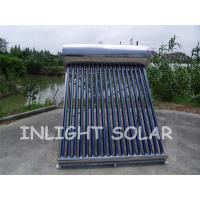 Wholesale Copper Coil Thermosiphon Solar Water Heater from china suppliers