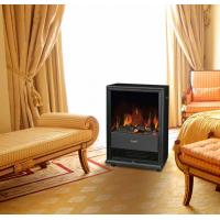 Wholesale log burning flame electric fires stoves fireplace Movable EF340 elektrische sfeerhaard from china suppliers