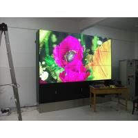 Quality 1080*1920P Resolution 16.7m LCD Video Wall Display 3.9mm Ultra Narrow Bezel for sale