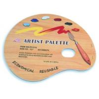 Wholesale Paper Cover Material Artist Paint Pad Artist Paint Palette Art Pad For Kids from china suppliers