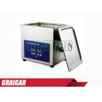 Wholesale PS - D40A 40 Khz Glass Ware Laboratory Ultrasonic Cleaner Portable from china suppliers