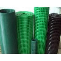 Wholesale PVC coated /galvanized welded wire mesh for building/construction material(manufacturer/supplier) from china suppliers