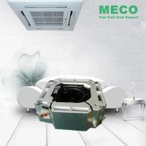 Quality Klimakonwektor kasetonowe(4 way cassette fan coil unit)-K type-400CFM for sale