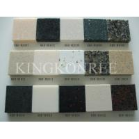 Wholesale Corian acrylic solid surface sheets with SGS from china suppliers